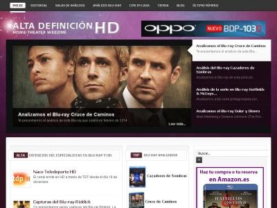 Revista Alta Definición, la única Full HD