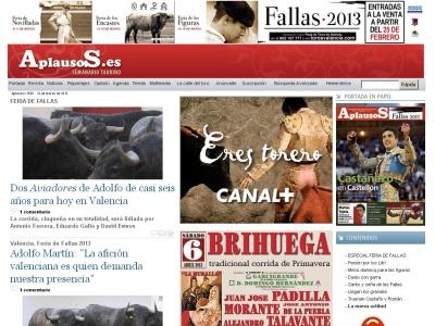 Revista de toros | Noticias toreros y corridas