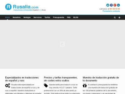 Rusalia.com - Traducciones Espa?ol Ruso