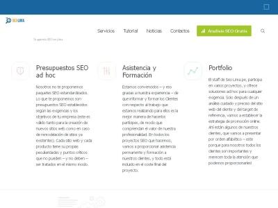 SEO Lima | Posicionamento en Motores de Busqueda