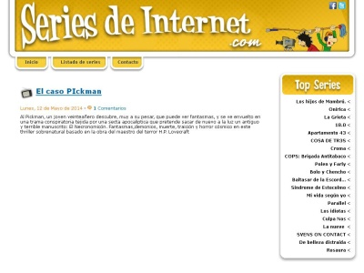 Series amateurs y videoblogs para ver online
