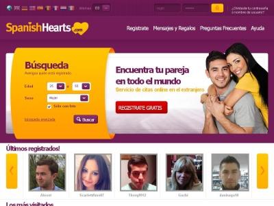 Servicio de citas para gente de habla hispana