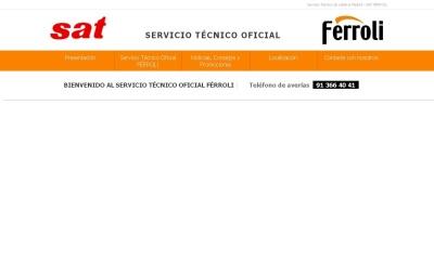 Directorio de enlaces for Servicio tecnico grohe madrid