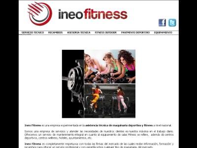 servicio tecnico maquinaria fitness