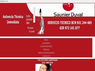 SERVICIO TECNICO SAUNIER DUVAL