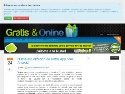 SOftware gratis y online