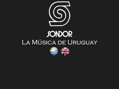 Sondor la musica de Uruguay