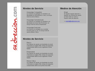 SuDireccion.com
