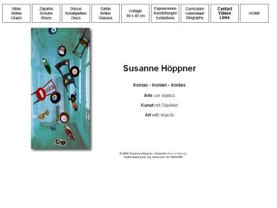 Susanne H�ppner - Arte con objetos