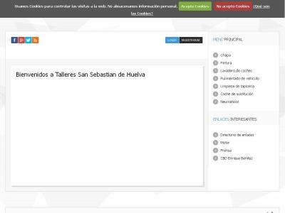 Talleres chapa y pintura Huelva