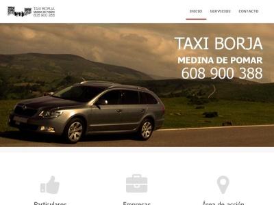 Taxi Borja - Medina de Pomar