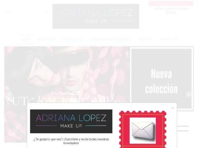 Tienda de maquillaje online