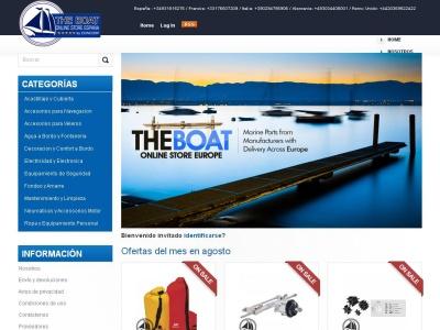 Tienda Nautica Online