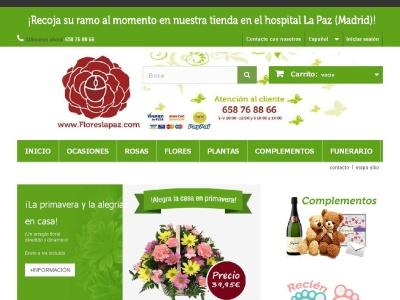 Tienda online de flores