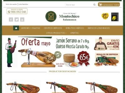 Tienda online de jamones de bellota