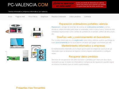 Tiendas informatica en valencia