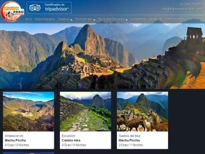 Tours a Machu Picchu en Cusco