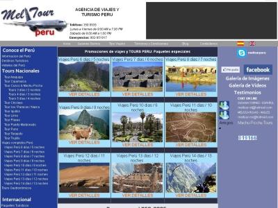 Tours Peru - Tours Machu Picchu