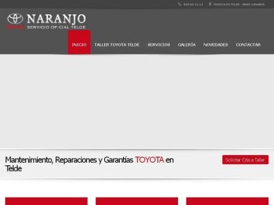 Toyota City Telde - Taller Toyota Las Palmas