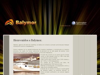 Trabaja En Cruceros Con Balymor.