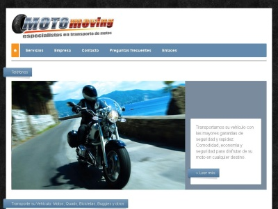 Transporte de motos - Motomoving