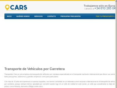transportescars.com