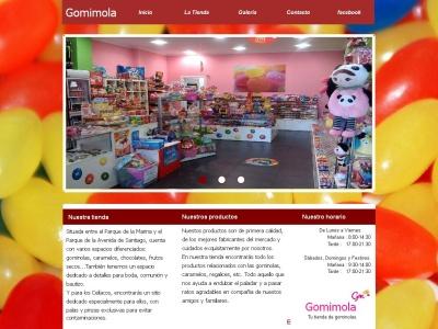 Tu tienda de gominolas en Ourense