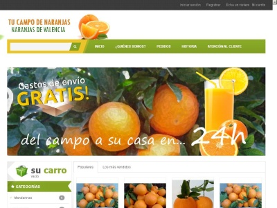 tucampodenaranjas.com