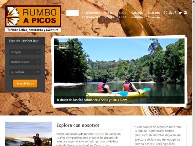 Turismo aventura, naturaleza y monta?a en asturias