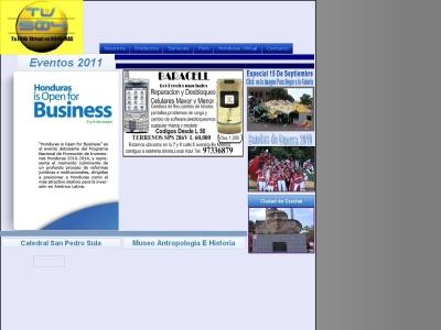 Turismo Virtual Honduras