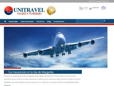 Unitravel - Agencia de Viajes y Turismo
