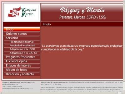 Vázquez y Martín Asesores Patentes y Marcas