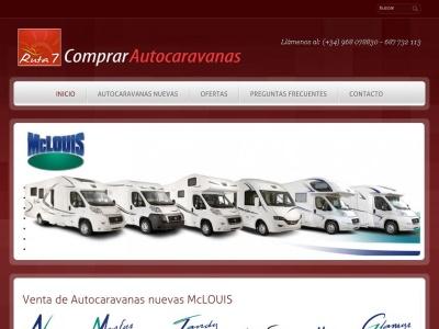 Venta de autocaravanas en Murcia
