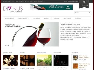 Venta de Vinos en Colombia