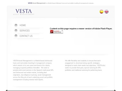 Vesta Asset Management