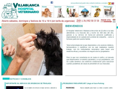 Villablanca Hospital Veterinario