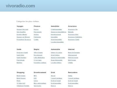 VivoRadio.com - Radio en vivo en espanol