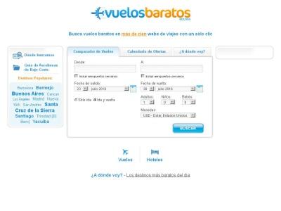 Vuelos Baratos - Bolivia
