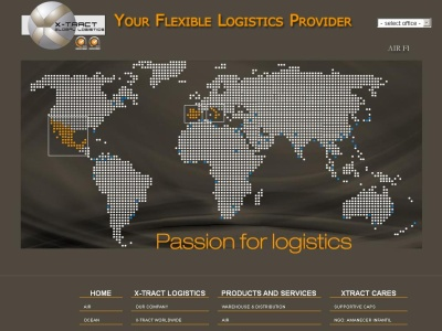 X-Tract Logistics - Passion For Logistics