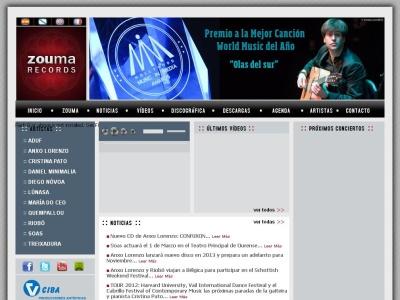 Zouma - Musica folk y tradicional de Galicia